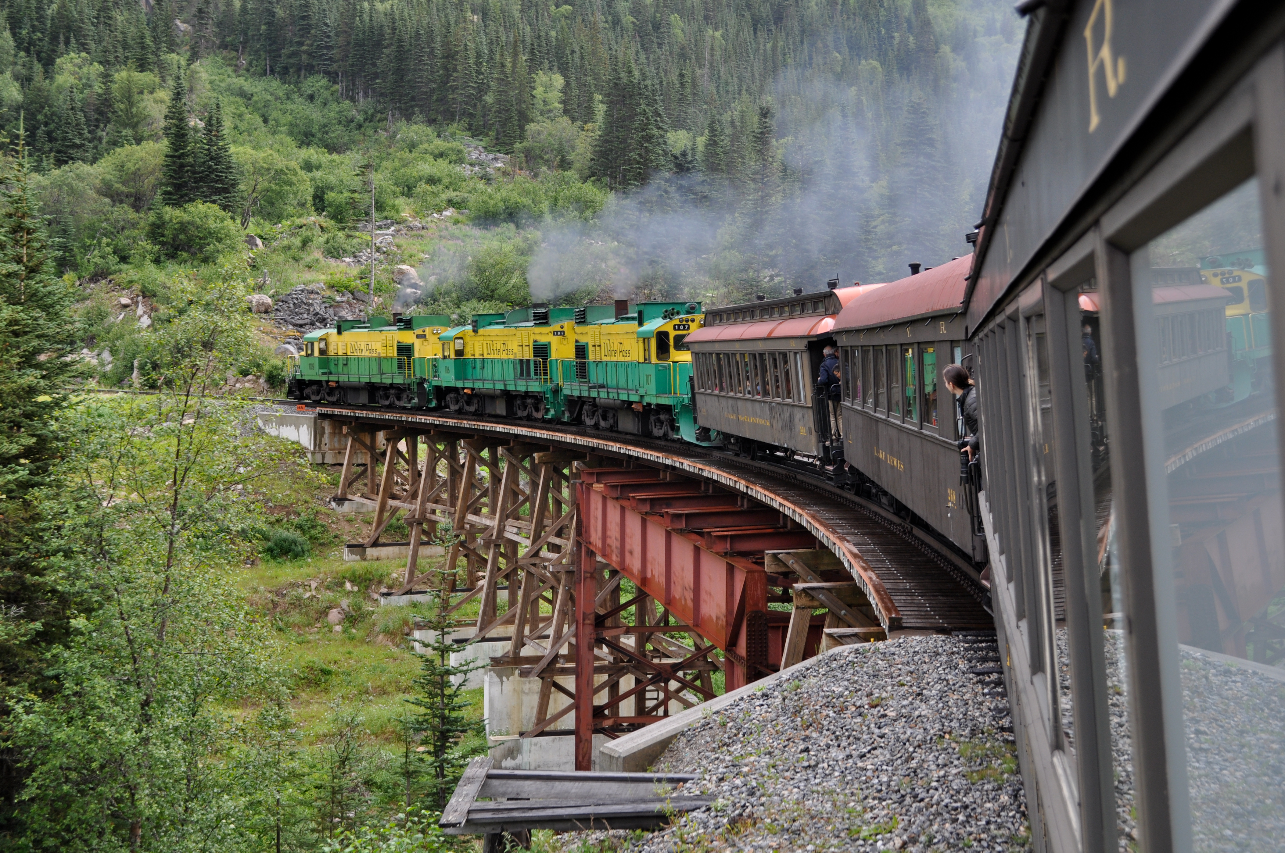 Married To Adventure | Skagway, Alaska – A New Kind of Gold Rush